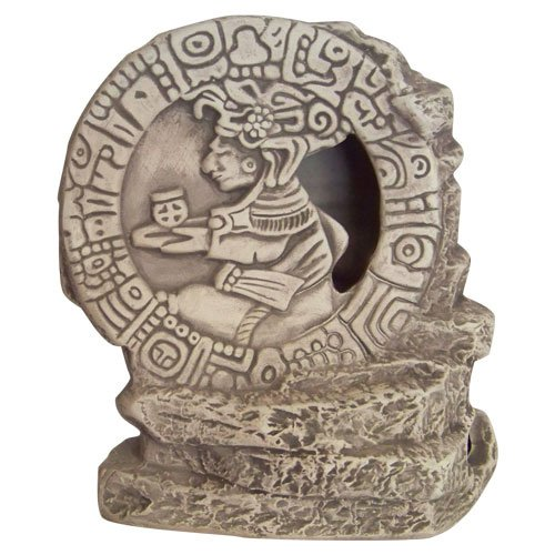 Aztec Ruin Aquarium Ornament Best Price