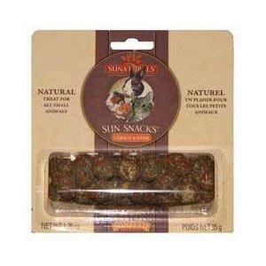 Sunatural Sun Snacks Carrot and Herb - 1.25 oz. Best Price