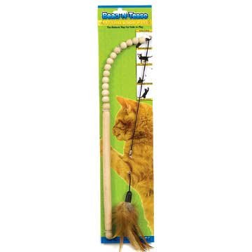 Bead-N-Tease Cat Wand Toy Best Price