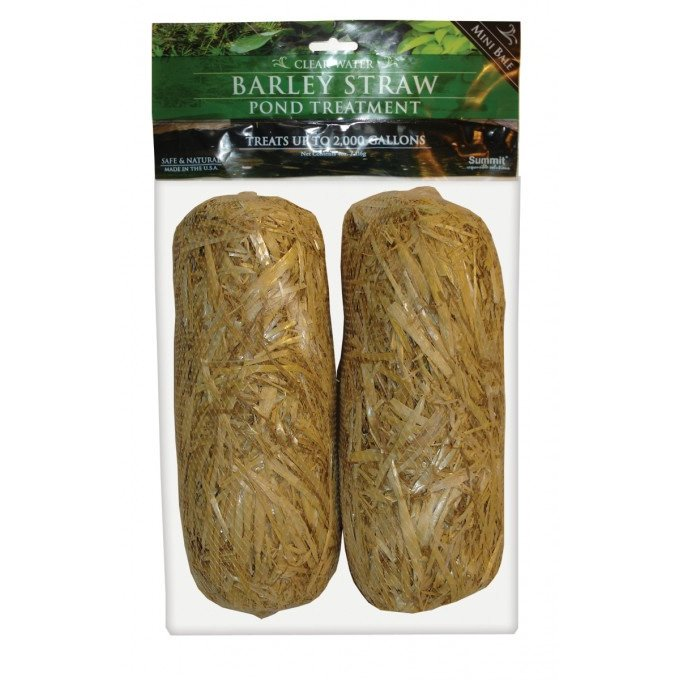 Barley Straw Pond Water Treatment 2 Pack