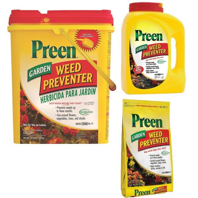 Preen Garden Weed Preventer Gregrobert