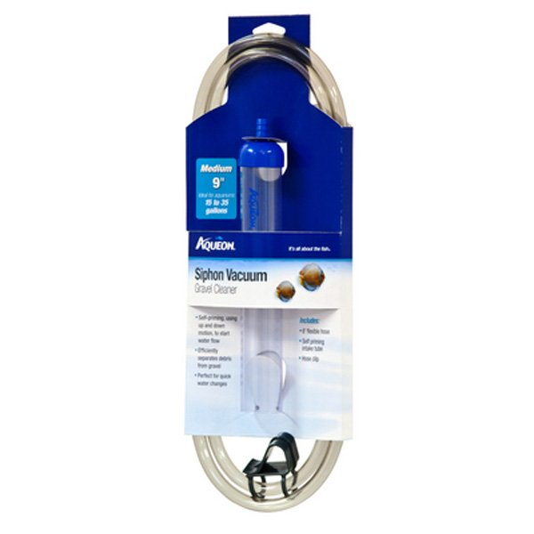 Aqueon Siphon Vacuum - Med / 9 in. Best Price