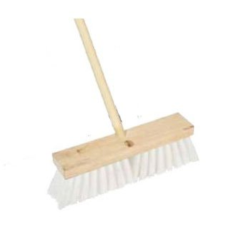 Complete Poly Street Broom 16 inch Best Price