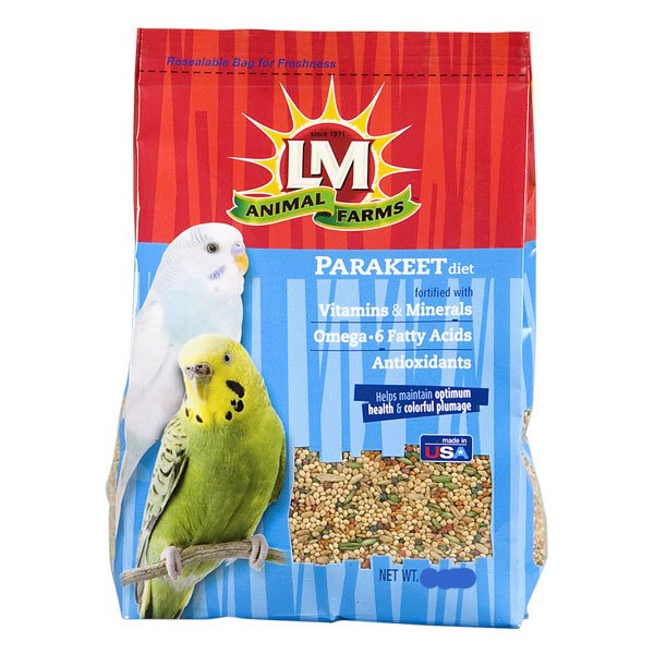 Parakeet Diet - 2 lbs Best Price