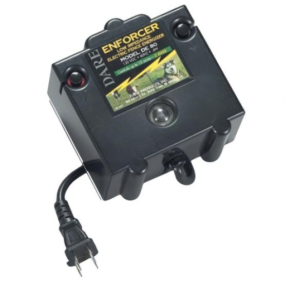 Enforcer Electric Fence Energizer - 20 mile Best Price