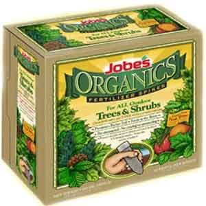 Jobes Organics All Tree and Shrub Fertilizer - 10 pk. Best Price