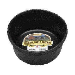 Duraflex Rubber Feed Pan / Size (2 quart) Best Price