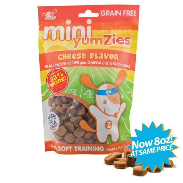 Mini Yumzies Grain Free Jerky Burgers / Size 5 Oz. Duck