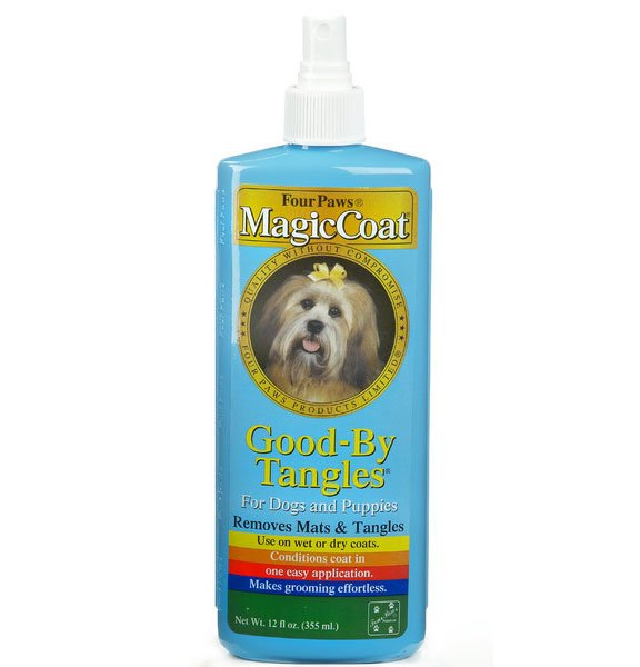 Magic Coat Good By Tangles For Pets 12 Oz