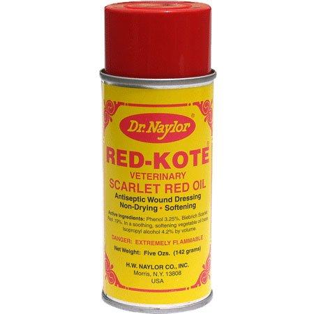 Dr. Naylor Red Kote Aerosol - 5 oz Best Price