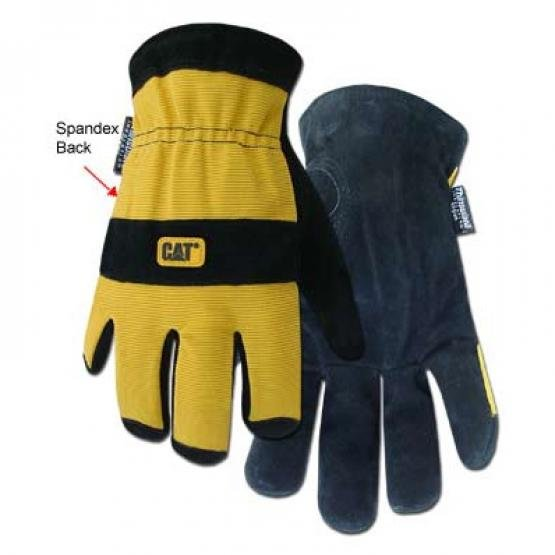 Insulated Synthetic Split Leather Palm Glove - Large (Case of 12) Best Price