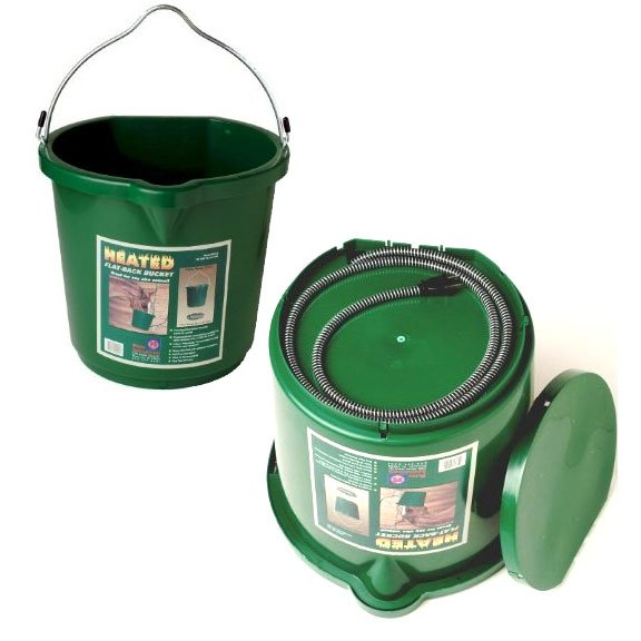 All Seasons 5 Gallon Heated Bucket Best Price