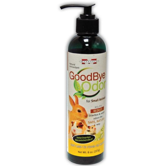 Goodbye Odor Small Animal Natural Waste Deodorizer