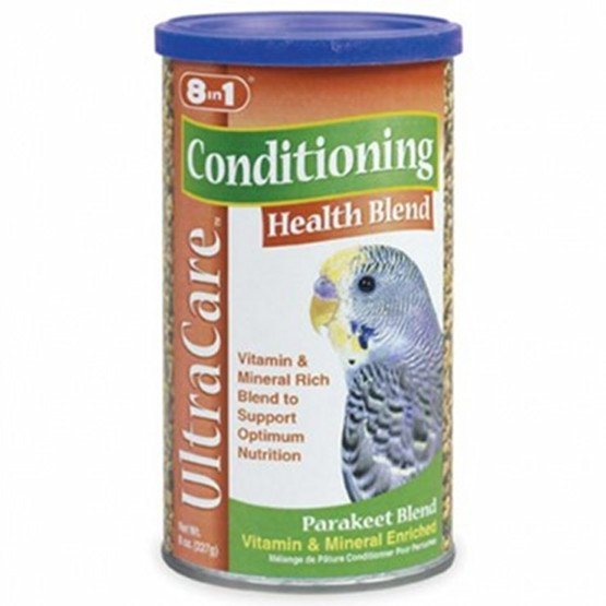 Parakeet Condition Food 8 Oz.