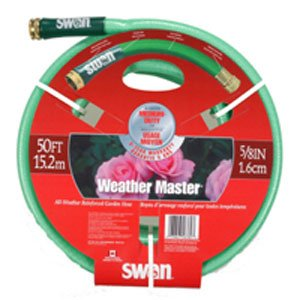 WeatherMaster Med Duty Garden Hose 5/8 / Length (50 ft) Best Price