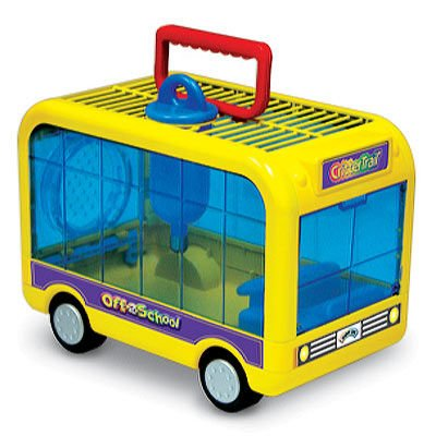 Crittertrail Off 2 School Small Pet Home