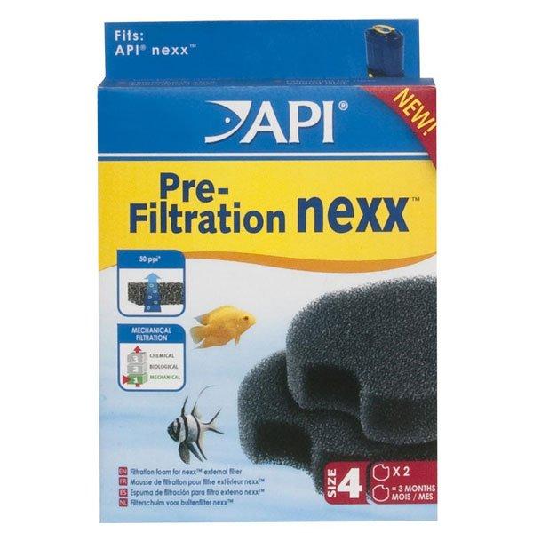 Api Nexx Circular Foam 30 2 Pack