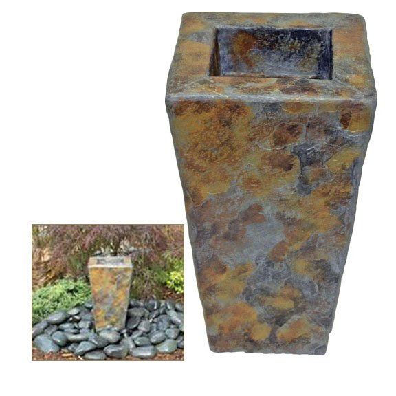 Slate Ornamental Garden Fountain Best Price