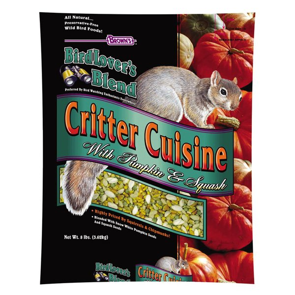 Critter Cuisine Squirrel Food 8 Lbs.