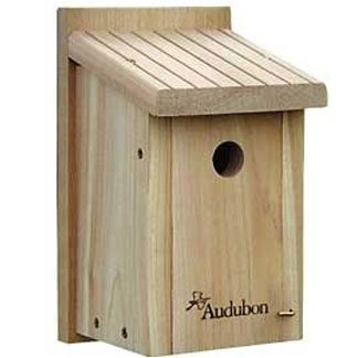 Cedar Wren / Chickadee House Best Price