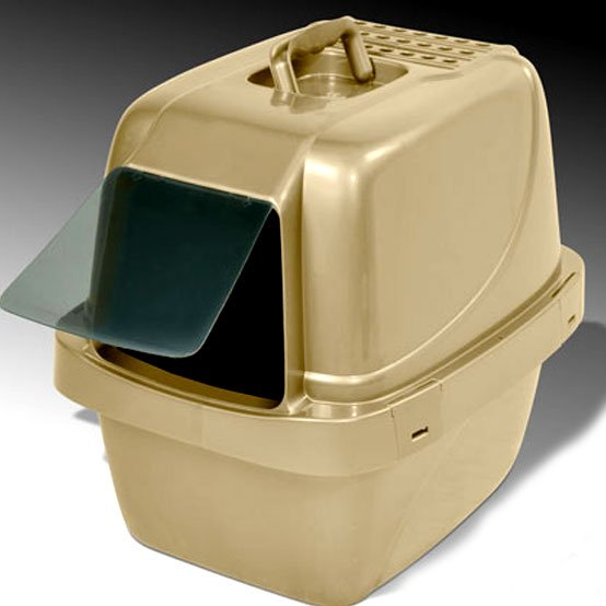 Sifting Enclosed Cat Pan - Large Best Price