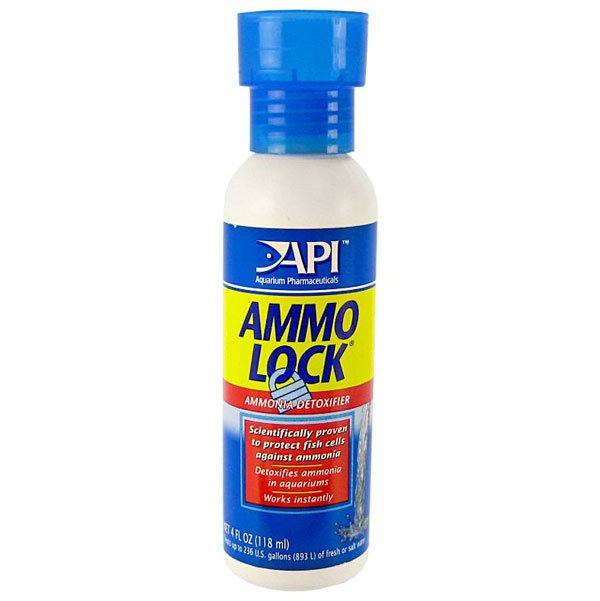 Ammo Lock 2 To Detoxify Ammonia / Size 4 Ounces