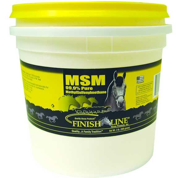 Finish Line Equine MSM / Size (2 lbs.) Best Price