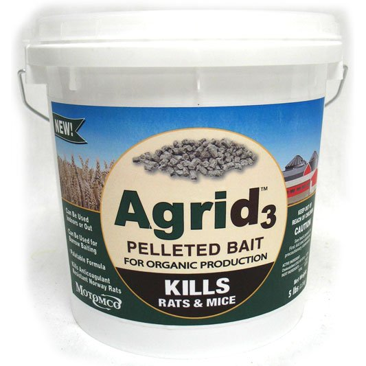 Agrid 3 Pelleted Bait 5 lbs Best Price