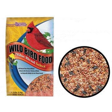 Value Blend Select Bird Food 20 lbs Best Price