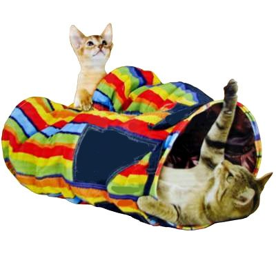 Crazy Pants Catnip Cat Tunnel Best Price
