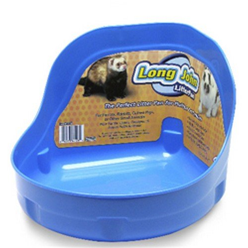 Long John High Side Litter Pan Best Price