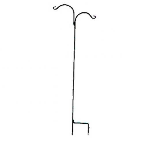 Wrought Iron Crane Shepherds Hook 90 in.  (Case of 6) Best Price