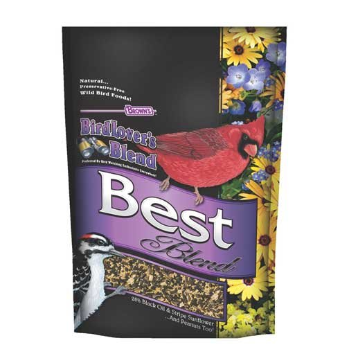 Bird Lovers Blend Best Blend 7 Lbs