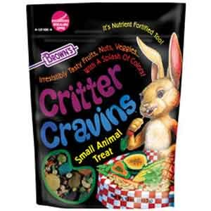Critter Cravins Small Animal Treat Best Price