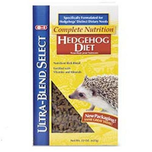 Complete Nutrition Hedgehog Food 22 oz.