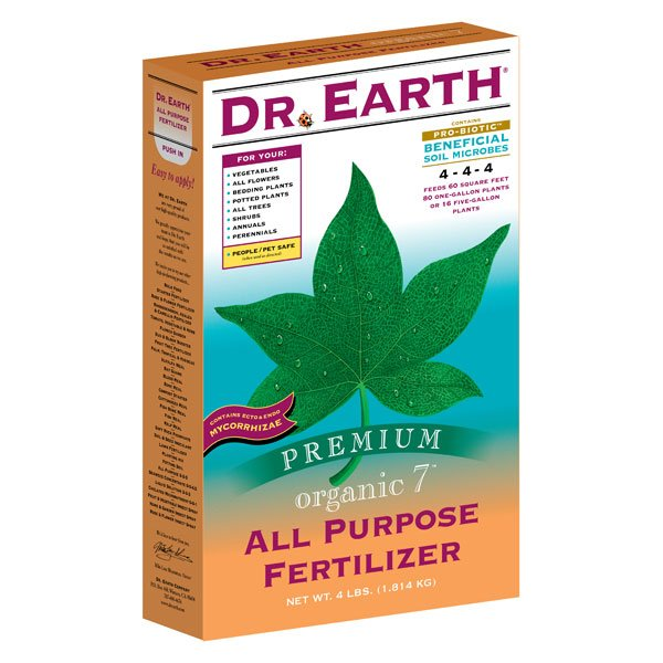 Organic All Purpose Fertilizer / Size (12 lbs) Best Price
