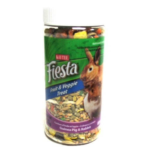 Fiesta Rabbit / Guinea Pig Fruit Veggie Jar - 9 oz. Best Price