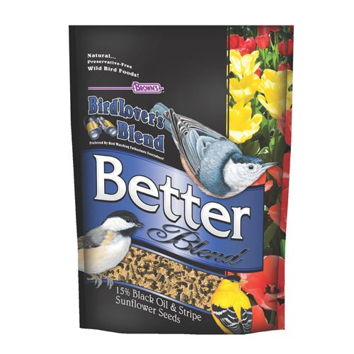 Birdlovers Better Blend 7 Lbs