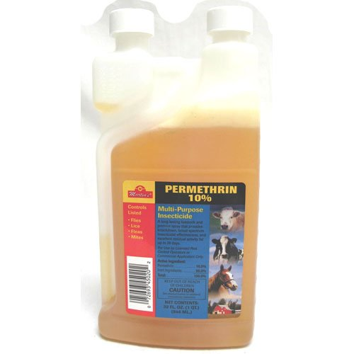 Permethrin 10% Livestock Insecticide 1 qt. Best Price