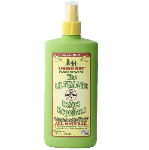 Liquid Net Insect Repellent / Size (12 oz.) Best Price