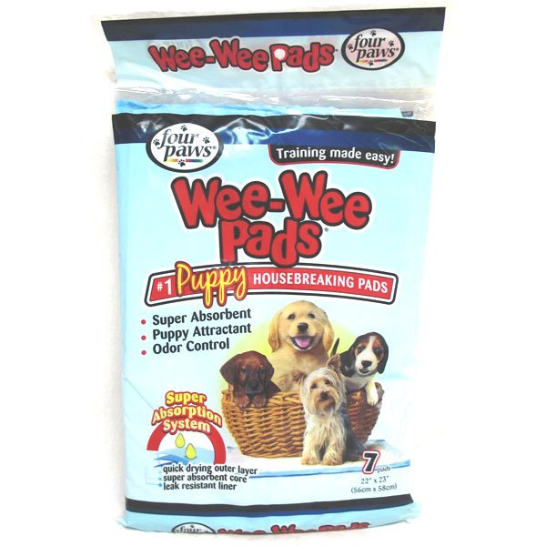Wee-Wee Pads Puppy Housebreaking Pads / Size (Orig. / 7 pk) Best Price