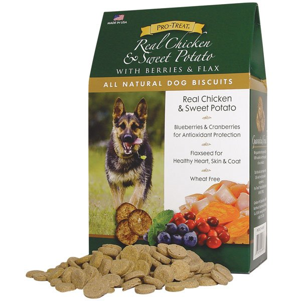 All Natural Dog Biscuits Chicken / 16 Oz.