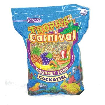 Tropical Carnival Cockatiel Food - 20 lbs Best Price
