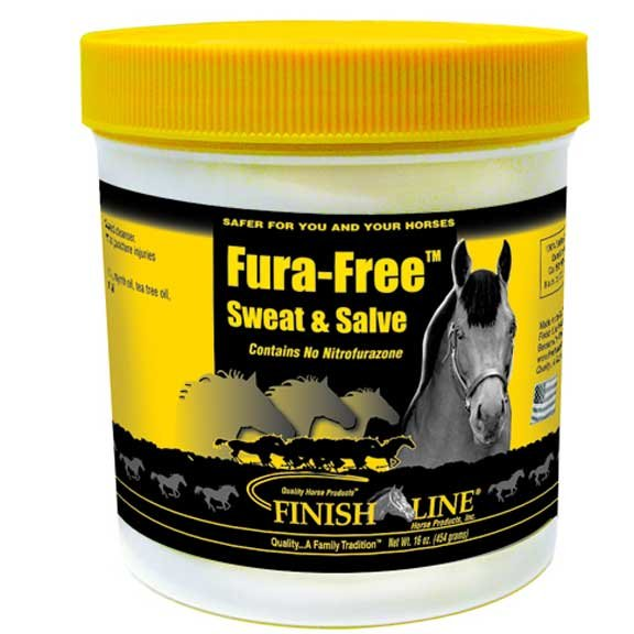 Fura-Free Equine Wound Care 16 oz. Best Price