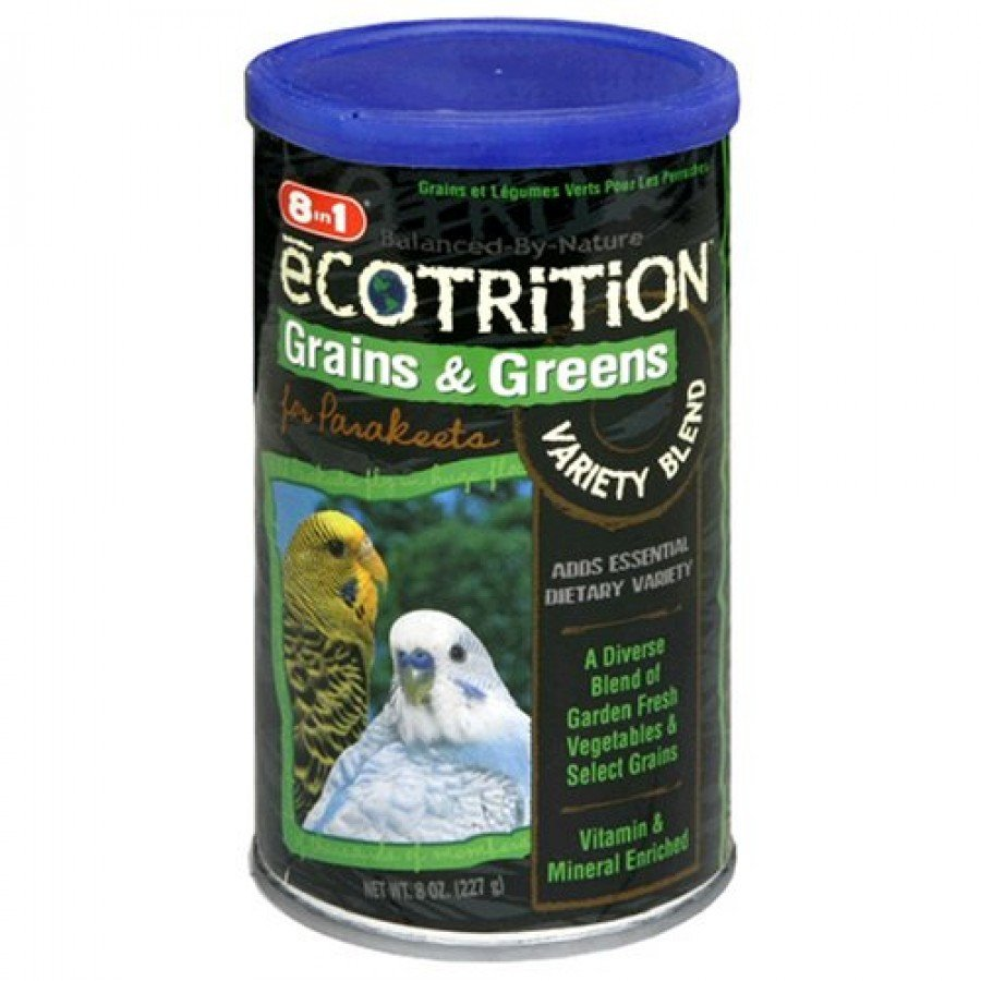 Parakeet Grains and Greens 8 oz Best Price