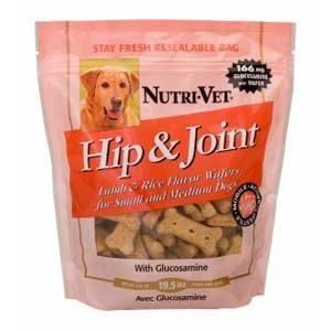 Hip and Joint Medium Lamb and Rice Flavored Wafers for Dogs - 19.5 oz. Best Price