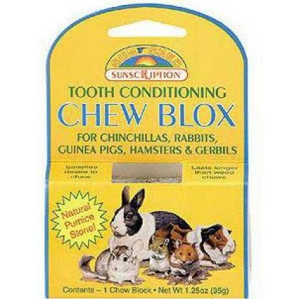 Small Animal Chew Blox - 1 oz. Best Price