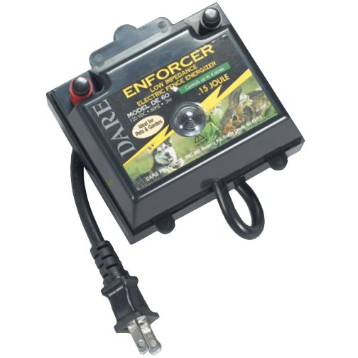 Enforcer Electric Fence Energizer - 10 miles Best Price