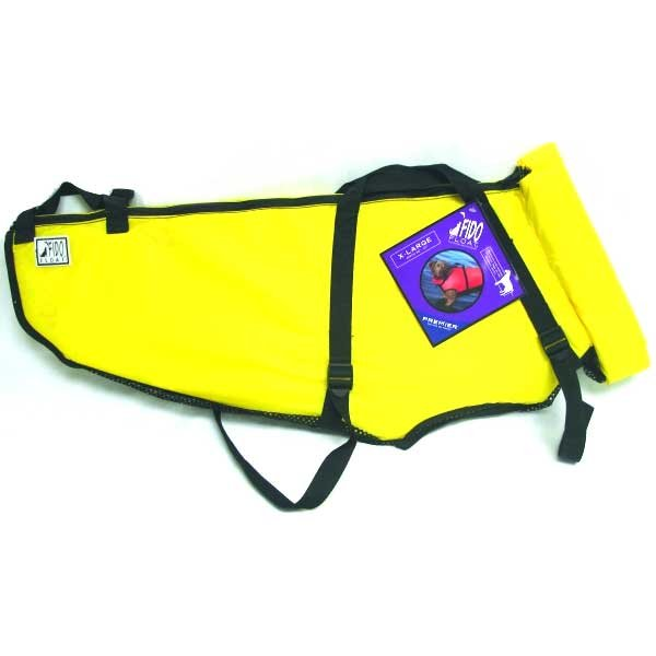 Fido Float Dog Life Jacket / Size (Xlarge)