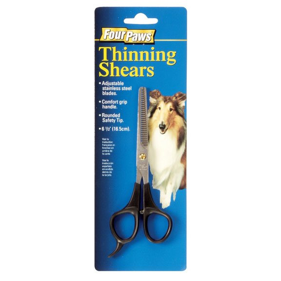 Thinning Shears for Pets 6.5 in.